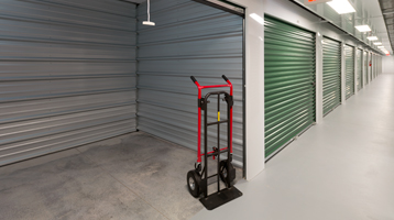 temperature controlled self storage