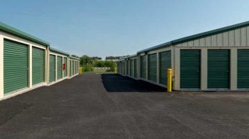 self serve storage unit sizes